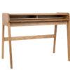 Barbier desk 2 100x100 - Письменный стол ZUIVER Barbier