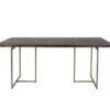 Class table 00 100x100 - Обеденный стол DUTCHBONE Class – 2 размера
