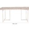 Class table size 100x100 - DUTCHBONE Class söögilaud - 2 suurust
