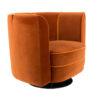 Flower orange 2 100x100 - DUTCHBONE Flower tugitool - 3 värvi