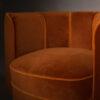 Flower orange 5 100x100 - DUTCHBONE Flower tugitool - 3 värvi