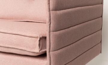 Jaey 25 salmon 5 360x216 - 3-местный диван ZUIVER Jaey, розовый