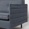 Jaey 3 grey blue 5 100x100 - ZUIVER Jaey 3-kohaline diivan - 4 värvi