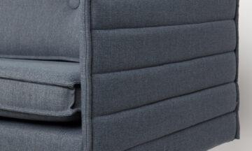 Jaey 3 grey blue 5 360x216 - 3-местный диван ZUIVER Jaey, серо-синий