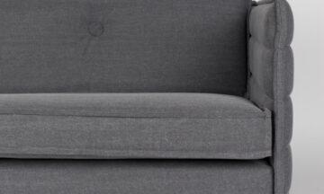 Jaey 3 grey 8 360x216 - 3-местный диван ZUIVER Jaey, серый