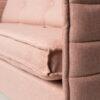 Jaey 3 salmon 4 100x100 - 3-местный диван ZUIVER Jaey – 4 цвета