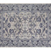 TEBRIZ ANTIOUE BLUE 100x100 - FARGOTEX Tebriz vaip, antique blue