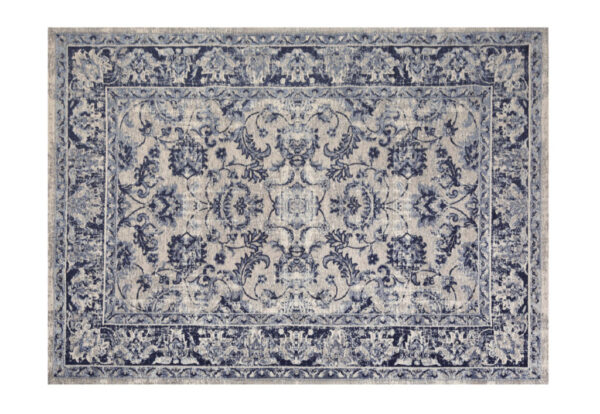 TEBRIZ ANTIOUE BLUE 600x414 - FARGOTEX Tebriz vaip, antique blue