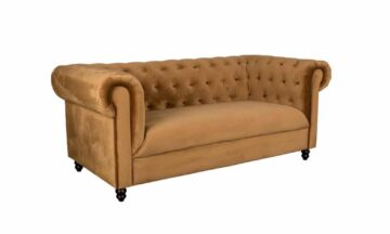 Chester velvet golden brown 1 360x216 - Диван DUTCHBONE Chester Velvet, золотисто-коричневый
