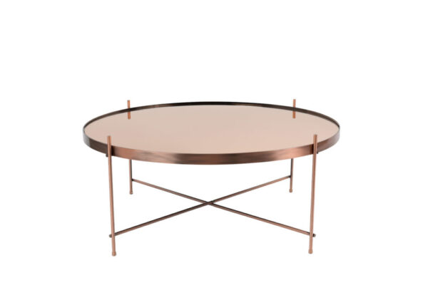 Cupid coffee1 0 600x414 - Журнальный столик ZUIVER Cupid – разные цвета и размеры