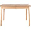 Glimps table 0 100x100 - ZUIVER Glimps раздвижной обеденный стол – разные цвета и размеры