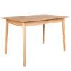 Glimps table 1 100x100 - ZUIVER Glimps раздвижной обеденный стол – разные цвета и размеры
