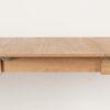 Glimps table 14 100x100 - ZUIVER Glimps раздвижной обеденный стол – разные цвета и размеры