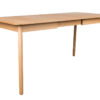 Glimps table 3 100x100 - ZUIVER Glimps раздвижной обеденный стол – разные цвета и размеры