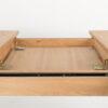 Glimps table 9 100x100 - ZUIVER Glimps раздвижной обеденный стол – разные цвета и размеры