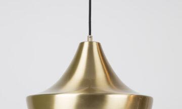 Gringo brass 1 Copy 360x216 - Подвесной светильник ZUIVER Gringo - цвет латуни