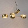 Gringo multi brass 1 100x100 - ZUIVER Gringo Multi laelamp - 2 värvi