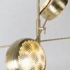Gringo multi brass 2 100x100 - ZUIVER Gringo Multi laelamp - 2 värvi