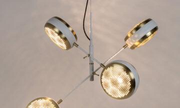 Gringo multi white 1 360x216 - Подвесной светильник ZUIVER Gringo Multi - белый