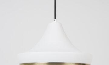 Gringo white 1 360x216 - Подвесной светильник ZUIVER Gringo  - белый