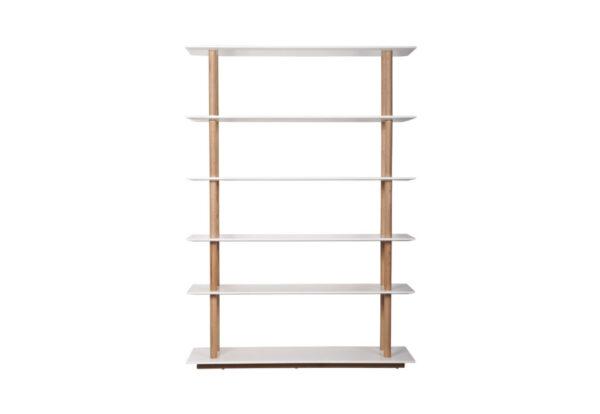 High on wood shelf 0 600x414 - ZUIVER High on Wood raamaturiiul