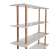 High on wood shelf 2 100x100 - ZUIVER High on Wood raamaturiiul