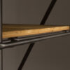 Iron shelf 3 100x100 - DUTCHBONE Iron raamaturiiul