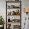 Iron shelf 6 100x100 - DUTCHBONE Iron raamaturiiul