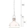 Raw 6 100x100 - DUTCHBONE Raw laelamp