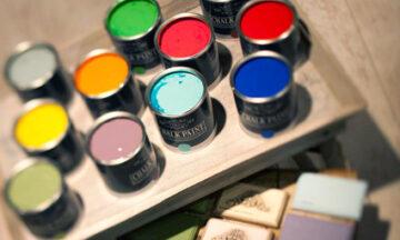 Меловые краски
