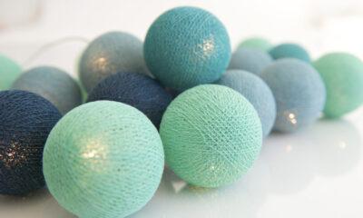 CoolMint00 400x240 - IRISLIGHTS valguskett Cool Mint, 20 palli