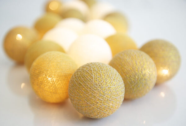 Gold00 600x407 - IRISLIGHTS valguskett Gold, 35 palli
