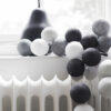 GraphicGrey03 100x100 - IRISLIGHTS valguskett Graphic Grey, 35 palli