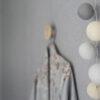Greige01 100x100 - IRISLIGHTS valguskett Greige, 20 palli