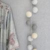 Greige02 100x100 - IRISLIGHTS valguskett Greige, 20 palli