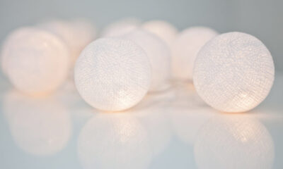 PureWhite00 400x240 - IRISLIGHTS valguskett Pure White, 20 palli