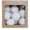 PureWhite10 100x100 - IRISLIGHTS valguskett Pure White, 20 palli