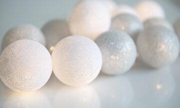 Silver00 360x216 - IRISLIGHTS valguskett Silver, 20 palli