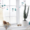 Spring01 100x100 - IRISLIGHTS valguskett Spring, 35 palli