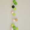 Wasabi02 100x100 - IRISLIGHTS valguskett Wasabi, 35 palli