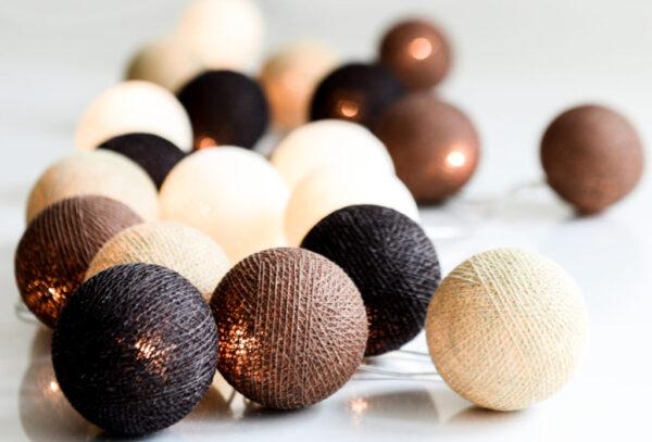 brownie00 600x407 - IRISLIGHTS valguskett Brownie, 35 palli