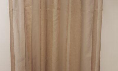03003 400x240 - Tüllkardin Evo sable Lino pruunikas, L200x280 cm