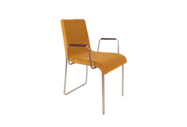 1200130 00 600x407 - DUTCHBONE Flor tool käetugedega- 2 värvi