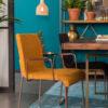 1200130 10 100x100 - DUTCHBONE Flor tool käetugedega- 2 värvi