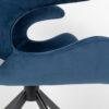 1200151 6 100x100 - ZUIVER Mia tool - 4 värvi