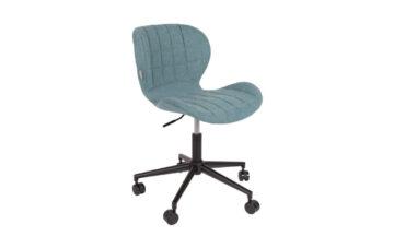 1300002 00 360x216 - Офисный стул ZUIVER OMG - синий