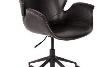 1300004 0 360x216 - Офисный стул ZUIVER Nikki - чёрный
