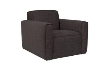 3200123 0 360x216 - Кресло ZUIVER Bor, тёмно-серое
