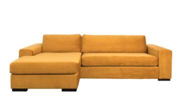 3200165 0 360x216 - Угловой диван ZUIVER Fiep, жёлтый, угол слева