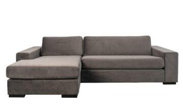 3200169 0 360x216 - Угловой диван ZUIVER Fiep, серый, угол слева